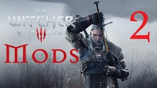 WITCHER 3 MODS 2 - Debug Console and Free Cam