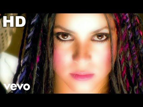 Download Shakira - Ciega, Sordomuda (Video) HD Mp4 3GP Video and MP3