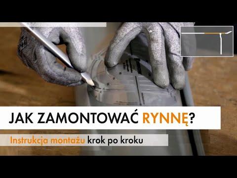 Rynny RHEINZINK - jak zainstalować kompletny system z tytan-cynku - zdjęcie