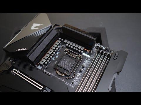 開箱極昂貴的主機板 GIGABYTE Z490 AORUS XTREME