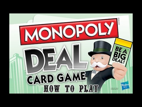 Monopoly Deal Quick Review