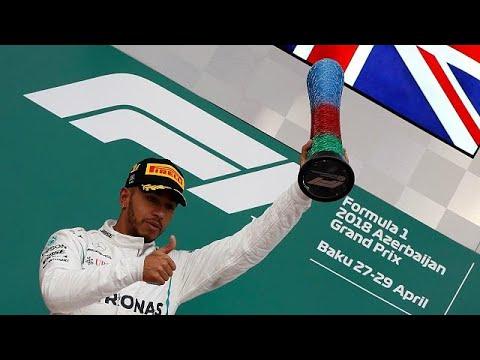F1: Πάτησε κορυφή ο Χάμιλτον
