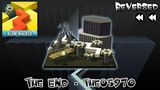 Dancing Line | The End - theo5970 (Reversed Gameplay)