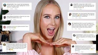 Testing MY FOLLOWER'S Best Makeup Tips & Tricks! Lauren Curtis
