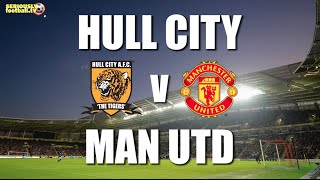 Hull City V Manchester United  Premier League Preview