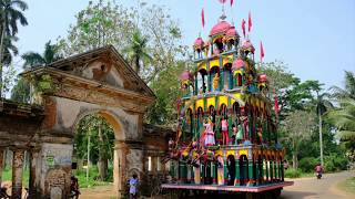 Cultural Trips, Bengal - Ram Navami Rathyatra Tradition Of Narajole, West Midnapore