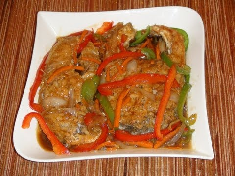 PINOY RECIPE – [ESCABECHE] MOST DELICIOUS FISH RECIPE IN THE WORLD