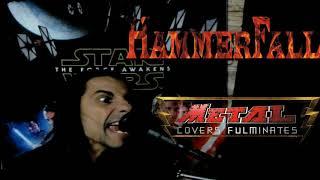 Cover Fulminantes   !!! Hammerfall Any Means Necessary By Joe Spindolla