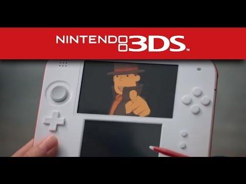 Видео № 0 из игры Professor Layton and Azran Legacy [3DS]