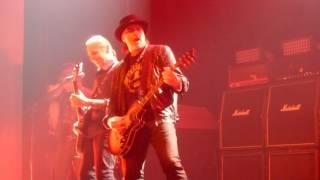 *Krokus - Rock'n Roll Tonight* (11.03.2017, Salle Métropole, CH-Lausanne)