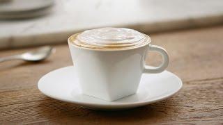 Nespresso Recipe | Cappuccino With Aeroccino