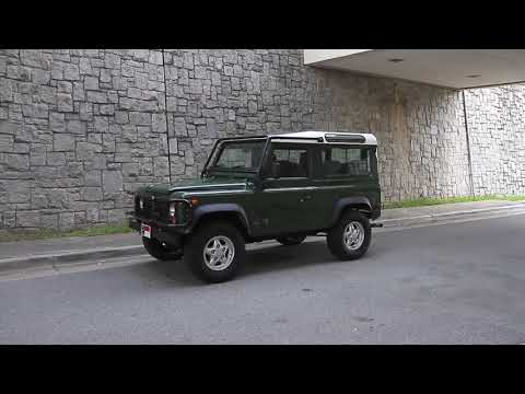 Video of '97 Defender - PVU8