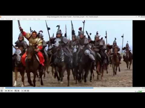 Gwanggaeto, The Great Conqueror Trailer Korean Historical drama