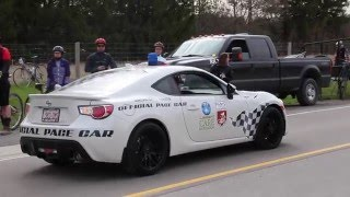 The P2A Pace Car