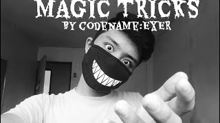 MAGIC TRICK | A MAGICIAN FROM DAVAO CITY