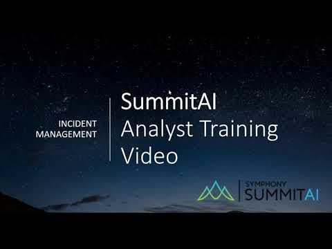Incident Management Analyst Training Part - 2 - YouTube