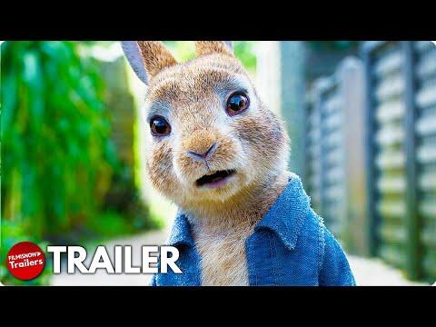 Peter Rabbit 2: The Runaway Final Trailer Starring James Corden