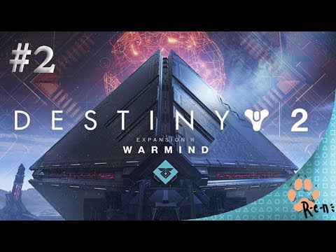 Destiny 2 Warmind  CZ Stream