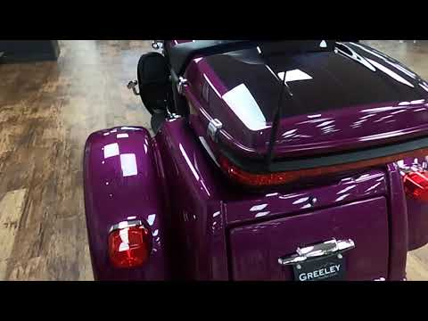 2016 Harley-Davidson Tri Glide Ultra