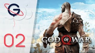 GOD OF WAR FR #2 : Direction la montagne