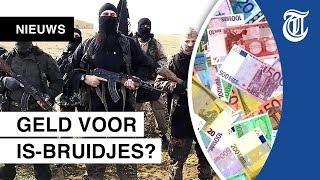Zo zouden ex-terroristen geld naar Syrië brengen