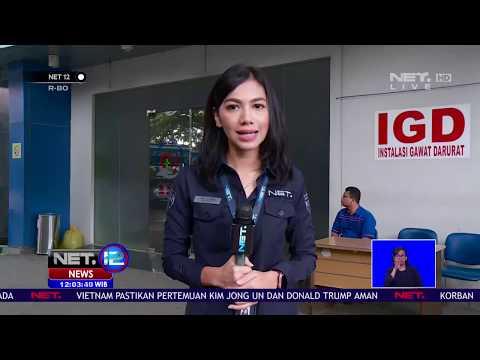 Pasca Kebakaran, Aktivitas Pelayanan RSUD Kota Tangerang Tutup Total NET12