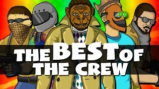 """EXTREME HOVA RAGE!"" - The BEST of The Crew! - Funny Moments Gaming Montage! (Part 10)"