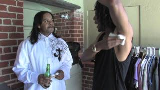 "Raw, Uncut & Hilarious: DJ Quik & Suga Free - ""Nobody"" Video (Behind The Scenes)"