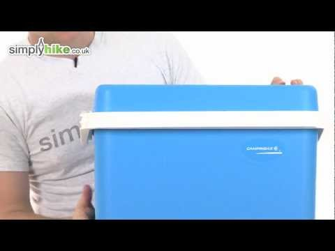 Campingaz Isotherm Extreme 32 Litre Cool Box - www.simplyhike.co.uk