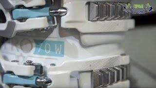 Видео: Как подобрать жесткость горнолыжных ботинок