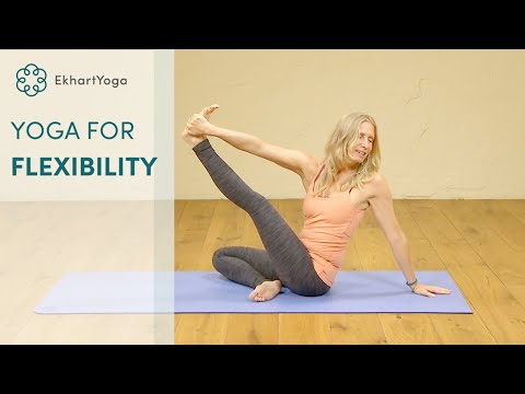 Gain and sustain your flexibility - a Hatha yoga class