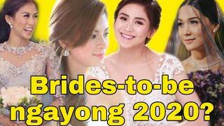 Ikakasal na ba sina Alex Gonzaga, Sarah G., Angel Locsin ngayong 2020?