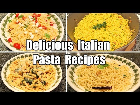 Delicious Italian Pasta Recipes