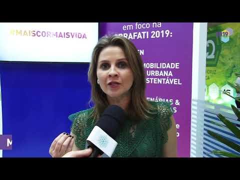 Entrevista com Maria Rita Demitró, coordenadora de sustentabilidade e inovação da Abrafati.