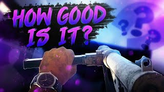 COD WW2 New SMG - How good is it?