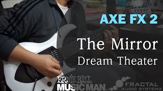 Dream Theater - The Mirror guitar cover