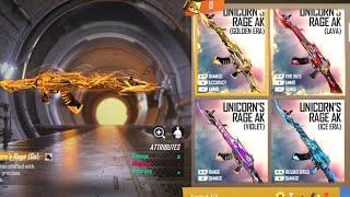 Unicorn's rage AK event || free fire new event - para SAMSUNG, A20,A10,A50,S3,S5,S6,S7,S9,A70,A80,J2