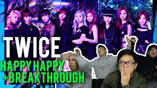 Twice「breakthrough」music Video Reaction