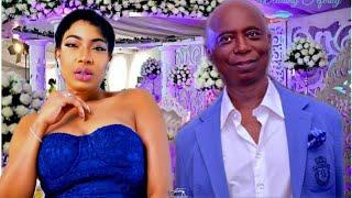 Ned Nwoko And Chika Ike Marriage... Regina Daniels & Her Mum Attends