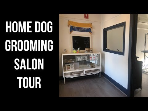 , title : 'Tour My Home-based Dog Grooming Salon!