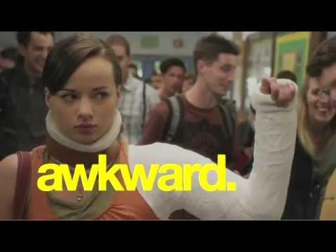 "Video trailer för MTV Awkward || Season 1 || ""This Season on Awkward..."""