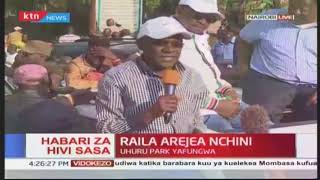 Former senator Boni Khalwale urges supporters to fight on for Raila Odinga's win
