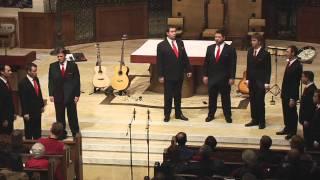 "Cantus sings Franz Biebl's ""Ave Maria"""