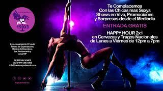 Happy Hours de 12pm a 7pm en La Gruta Azul