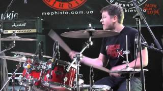 Pacific Drum Battle 2012 - Шишкин - Сидоренко 1 battle