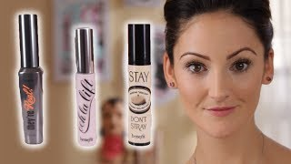 Annie Ford Danielson shows you how to get wide-awake looking eyes in our tips & trick video featuring ooh la lift & stay don't stray! These are her power duo products that she swears by to help make her eyes pop....even on those