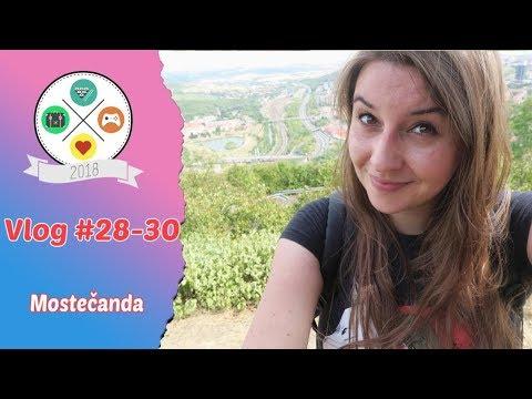 Vlog #28 - 30: Mostečanda