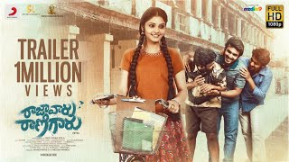 Raja Vaaru Rani Gaaru - Official Trailer
