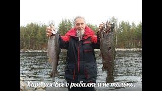 Рыбалка в сегеже карелия