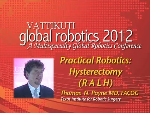 Practical Robotics- Hysterectomy